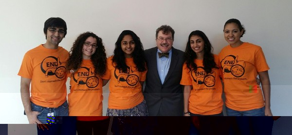 Rice University global health conference Dr. Hotez 600p